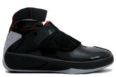Air Jordan 20 'Stealth' Black / Red