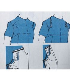 Sewing Lessons, Sewing Hacks, Sewing Tutorials, Techniques Couture, Sewing Techniques, Dress Sewing Patterns, Clothing Patterns, Sewing Alterations, Couture Sewing