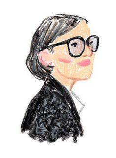 SANDRINE MERLE par Damien Cuypers / Journaliste mode, elle a envisagé le retour de la bonne humeur sur les podiums. Lors de mes rencontres et mes interviews, je ressens une véritable envie de légèreté, d'humour, de spontanéité. Écrire ce papier m'a donné du baume au cœur.
