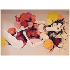 Pippa McManus Illustration @lepip The finished prod...Instagram photo | Websta (Webstagram)