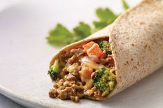 Best-Ever Burritos For Two