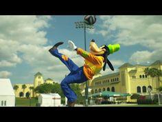 ▶ Este verano Disney se contagia con la magia de la Copa Mundial | Walt Disney World | Parques Disney - YouTube
