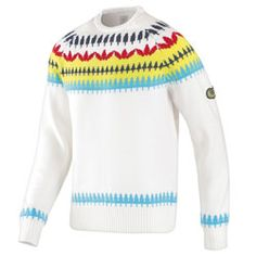 Retro Ski Sweater Pattern