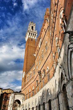 Palazzo Pubblico, Siena..