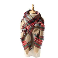 Spring Fever Stylish Warm Blanket Scarf Gorgeous Wrap Shawl (345 UYU) ❤ liked on Polyvore featuring accessories, scarves, wrap shawl, wrap scarves, shawl scarves, brown scarves and brown shawl