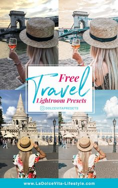 FREE TRAVEL - MOBILE PRESETS - La Dolce Vita Insta Filters, Free Travel, Lightroom Presets, Photo Editing, Beautiful Pictures, Blogging, Presents, Portraits, Lifestyle