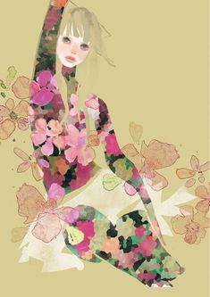 Toko Ohmori,grove02-07