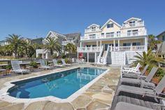 706 Ocean Boulevard   Isle of Palms Oceanfront Vacation Rental