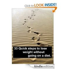 33 Ways to Lose Weight Without Going On A Diet by Rudolphus Christoph. $3.49. 5 pages. To lose one lbs of body weight in a week, a person must consume about 500 fewer calories than he or she burns each day. Here are 33 quick steps to lose weight without going on a diet, which fits in with most of our busy schedules. Show more Show less