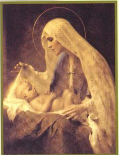 Child Jesus in the lap of virgin Mary - old black and white picture download free Christian photos and Christ images