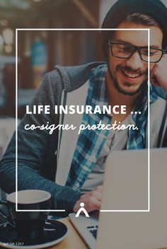 What they don't teach post-grads: The co-signer of your student loans can inherit your debt. Life insurance can help. See how.