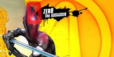 Borderlands 2 Zero the assassin