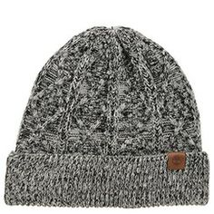Timberland TH340077 knit Cuff Beanie (Men's) | shoemall | free shipping!