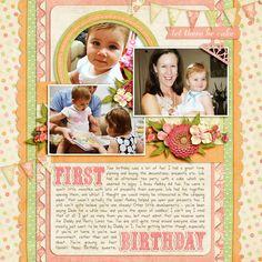 I Love My Creative Team: Templates + Font by Darcy Baldwin  Eat Cake by Kristin Cronin-Barrow and Krystal Hartley