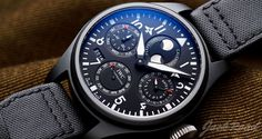 IWC Big Pilots Watch Perpetual Calendar Top Gun / Ref.IW502902