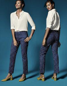 128 Best Grey pants images | Work fashion, Grey pants, Fashion