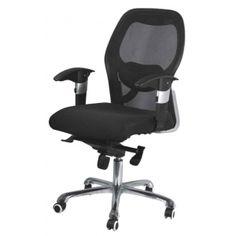 Premium Ergonomic Mesh Medium Back Chair Type II