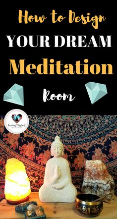 When Was The Last Time You Were Alone With Just Your Thoughts? Aka meditation. Meditation can be hard, but that's why I have designed a dream meditation room guide for beginners that will help you meditate much better and allow you to de-stress.