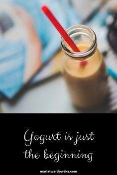 Yogurt is just the beginning Fresh Ginger, Kinds Of Cheese, Natural Yogurt, Homemade Yogurt, Lassi, Self Healing, Turmeric, Beauty Care, Kitchens