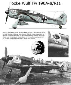 Focke Wulf Fw 190A-8/R11