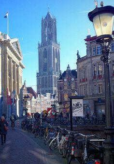 Dit zijn de mooiste Instagramfoto's van de stad Utrecht