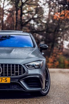 The new Mercedes-AMG GT model (X delivers driving experiences in new dimensions and extends the AMG model family. Mercedes Amg S63, Mercedes Benz G 500, Mercedes Benz Wallpaper, Co2 Emission, Ferrari Car, Lamborghini, Sport Cars, Motor Car, Custom Cars