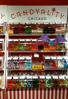 They have a crazy amount of flavors in their bulk candies.