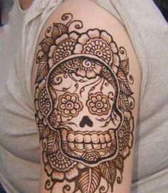Indian henna tattoos - About henna tattoos