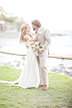 Photography: Glass Jar Photography glassjarphotography.com Wedding Dress: BHLDN www.bhldn.com/ Florist: Gypsy Floral www.gypsyfloral.com/ View more: http://stylemepretty.com/vault/gallery/23498