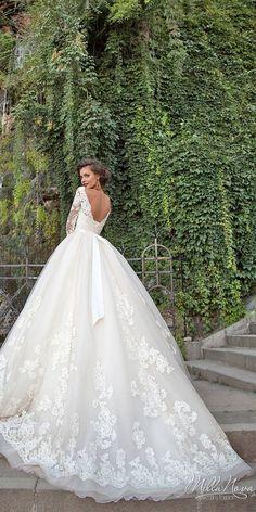 Milla Nova Wedding Dresses Collection 2016 ❤ See more: http://www.weddingforward.com/milla-nova-wedding-dresses/ #wedding #dresses