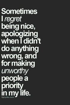 #apologizing