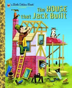 The House that Jack Built - Little Golden Book