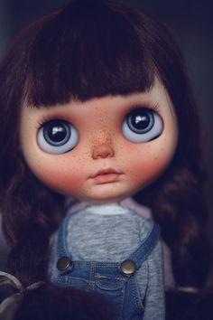 Colleen - Penguinbabydoll's OOAK Custom Blythe Doll