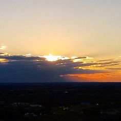 Alberta's summer sunsets are beautiful but can be followed by even more amazing thunderstorms #AerialVideo #AerialPhotos #AerialPhotography #AerialVideography