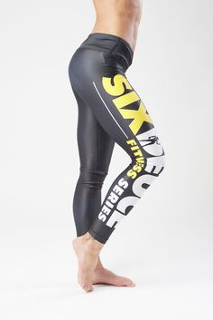 Six Deuce Fitness Series Tights 3.0 Gul