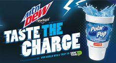Mountain Dew Voltage Prizes Sweepstakes - http://freebiefresh.com/mountain-dew-voltage-prizes-sweepstakes/
