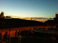 Perfect Bristolian summer night!