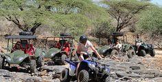 Amazing way to explore on safari with Lattitude Adventures Africa