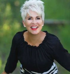 2017 Best Short Haircuts for Older Women - Love this Hair by kathrine