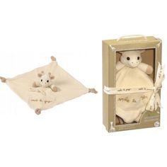 £19.99 - Babipur, Sophie the Giraffe So Pure Comforter