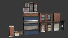 Asset Workflows for Modular Level Design - Google Search