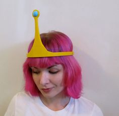 Princess Bubblegum Adventure Time Inspired Costume by CarryTheWhat, $28.00