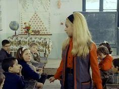 Η Δασκάλα με τα Χρύσα Μαλλιά - 1969 Cinema, Youtube, Movies, People, Films, Cinematography, Cinema Movie Theater, Film Books, Movie Quotes