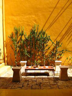 Casa de los artistas, Izamal, Mexico