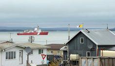 Um estranho barulho no Ártico deixou os canadenses intrigados. Seria um mamífero marinho fazendo algo esquisito? Um submarino estrangeiro? Uma alucinação coletiva?