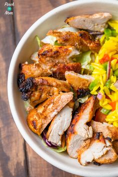 Syn Free Chicken Kebab | Slimming World-9