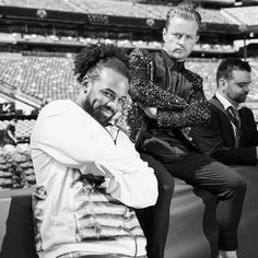Take a candid look behind the scenes at WrestleMania featuring Becky Lynch, Ronda Rousey, Roman Reigns, and more. Photography by Gina LeVay. Ronda Rousey, John Cena, Xavier Woods, Wrestlemania 35, Wwe Pay Per View, Becky Lynch, Wwe Photos, Scene Photo, Roman Reigns