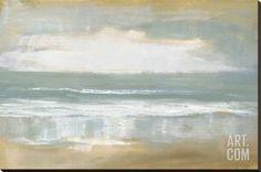 Art.fr - Tableau sur toile 'Shoreline' par Caroline Gold