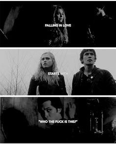 Am I the only Bellarke still alive? Have already all converted into Clexa?