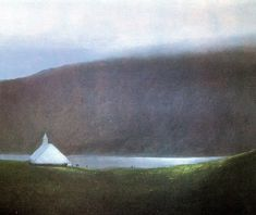 Færøerne - www.albertbertelsen.dk Alternative Art, Faroe Islands, Abstract Landscape, Painting Inspiration, Painters, Drawings, Wall, Artist, Photography